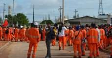 Petroleiros do Litoral Paulista aprovam greve! | INTERSINDICAL