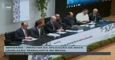 Impactos da Aplicação da Nova Legislação Trabalhista no Brasil