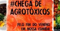 Bancada ruralista quer mais veneno e menos alimento orgânico na mesa dos brasileiros
