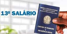 13º salário deve injetar R$ 211,2 bilhões na economia do país