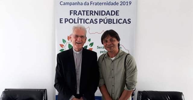 CNBB e Centrais Sindicais se reúnem em Brasília para debater a Reforma da Previdência