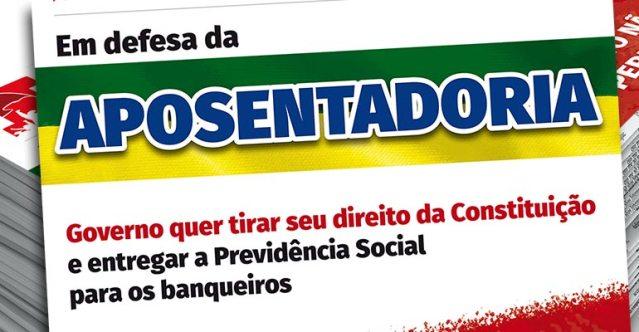 Baixe o jornal da Reforma da Previdência 2019 Bolsonaro