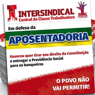 Baixe o Jornal da Reforma da Previdência de Bolsonaro