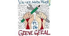 O Brasil vai parar em defesa da aposentadoria, da previdência pública, de empregos e educação