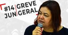 Dirigente da categoria química, Nilza Pereira fala da importância deste dia 14 de junho