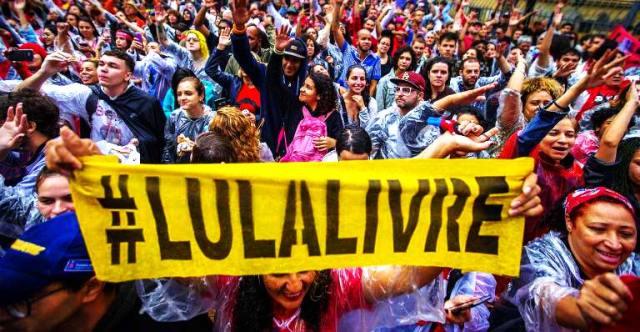 A liberdade de Lula é mais que um projeto de governo