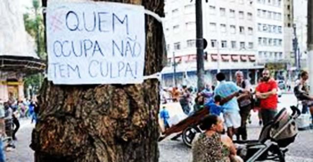 Prisões abusivas de lideranças dos movimentos populares
