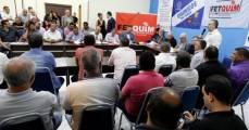 Trabalhadores químicos assinam Convenção Coletiva