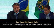 vídeo da reunião ministerial
