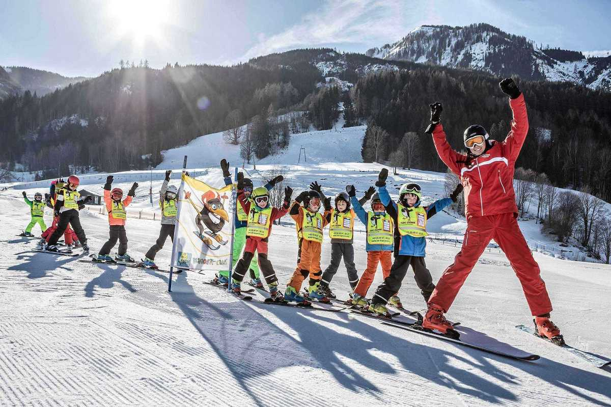 Kaprun ski rental - sets for kids