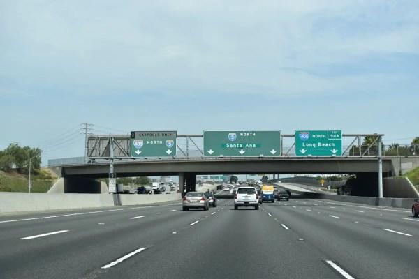 405 5 Freeway - Year of Clean Water