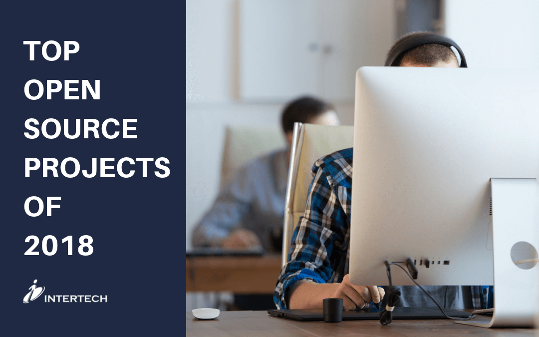 Top Open Source Projects of 2018 Blog Header