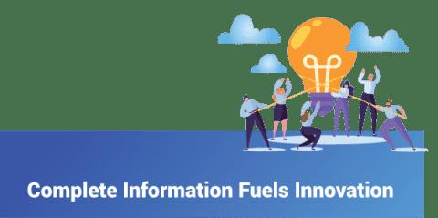 Complete Information Fuels Innovation