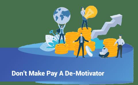 Don't Make Pay A DeMotivator