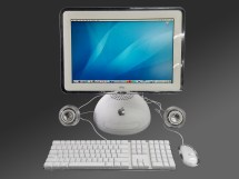 Apple G4 Imac Lcd 17 Inter Video Playback And