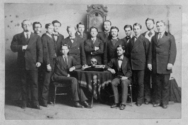 Skull-and-Bones-society