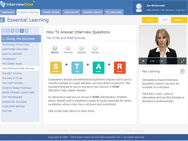 And Answers Questions Interview Job Mock