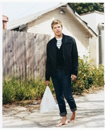 Hunter Parrish - Interview Magazine