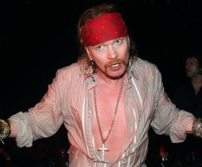 Axl Rose Lets Em Down Easy  Interview Magazine