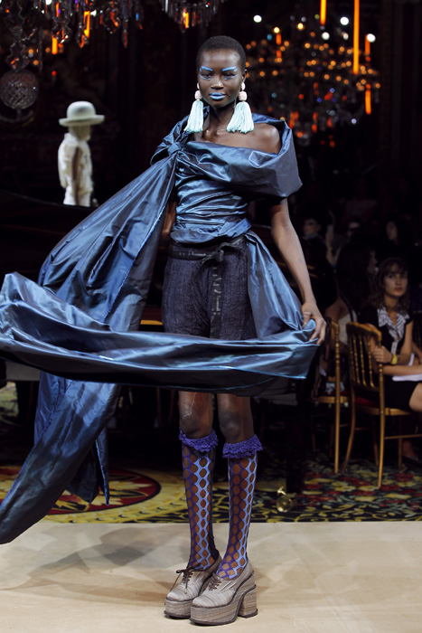 Vivienne Westwood Is Fashion S Global Punk Warrior