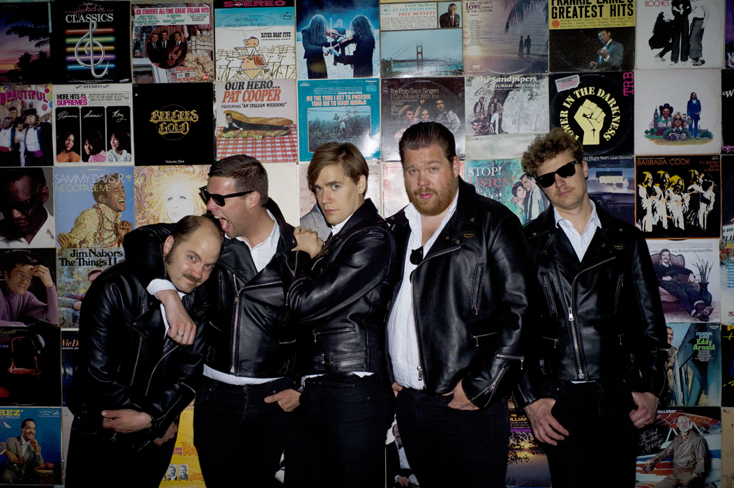 The Hives are Abuzz Again  Interview Magazine
