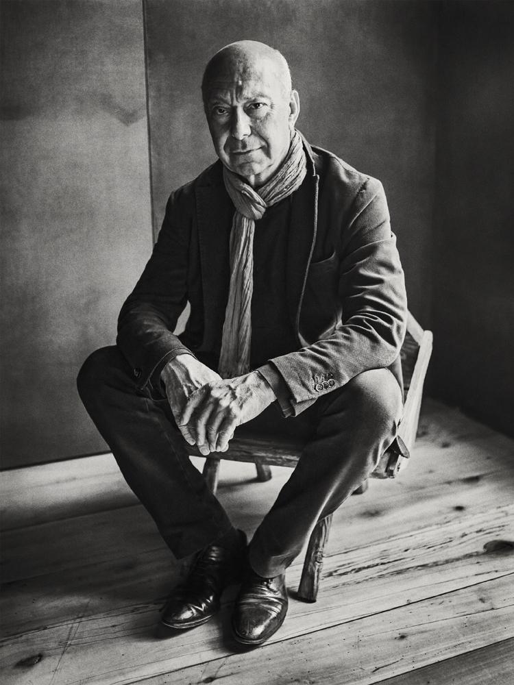 Axel Vervoordt  Interview Magazine