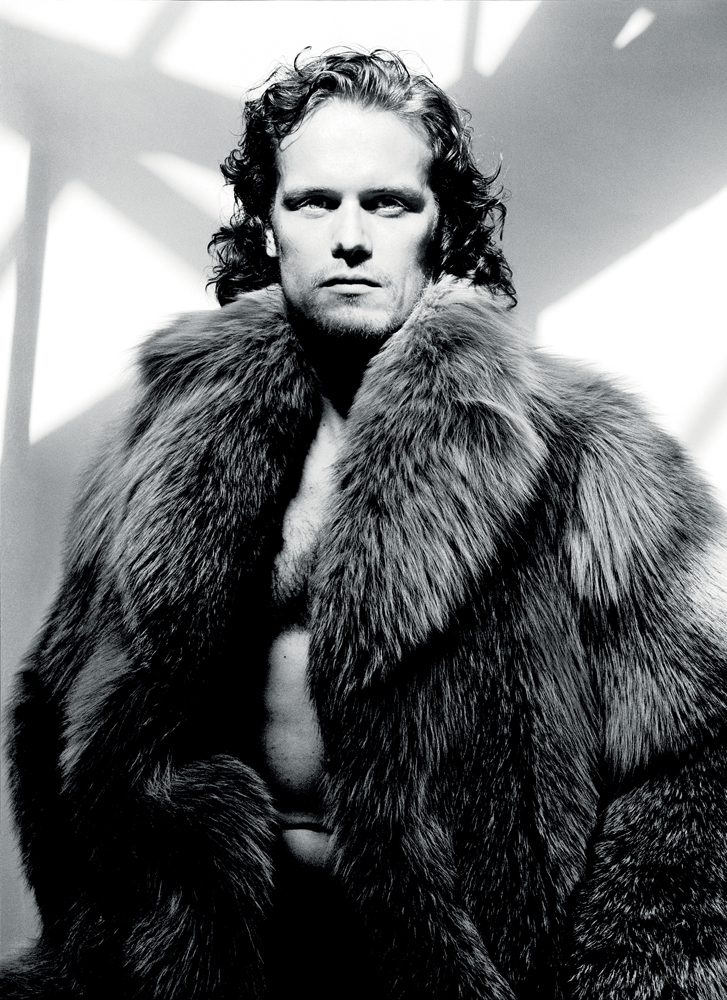 Sam Heughan Interview Magazine