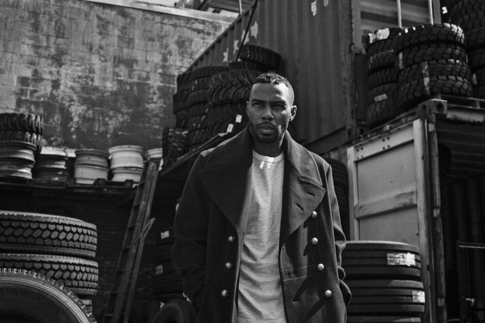 Omari Hardwick Interview Magazine
