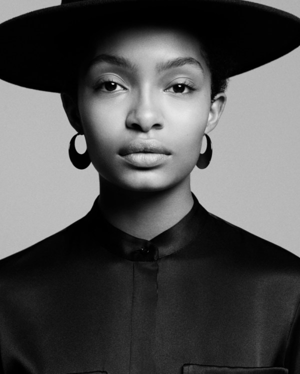 Yara Shahidi - Interview Magazine