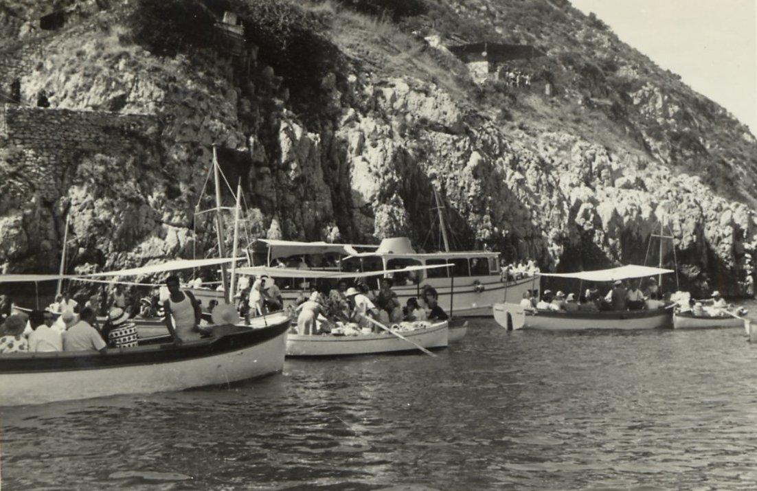 Isola di Capri  perla del Mediterraneo