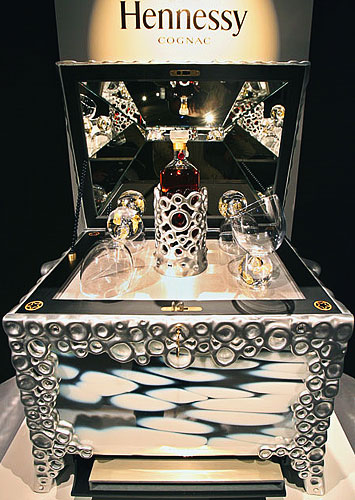 Lifestyle The worlds most expensive Cognac Tequila