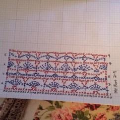Crochet Scarf Pattern Diagram 05 Chevy Cobalt Radio Wiring How To Draw A Stitch Interweave