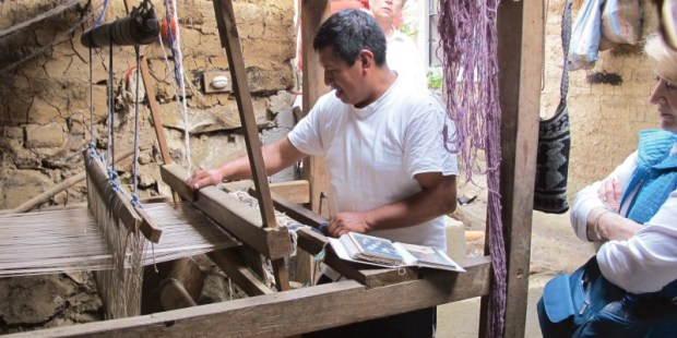Weaving New Lives and Bringing New Hope