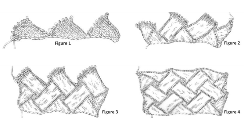 Entrelac Knitting: How to Knit Entrelac with Eunny Jang