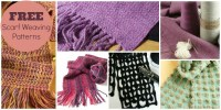 How to Weave a Scarf: 7 Handwoven Scarf Patterns | Interweave