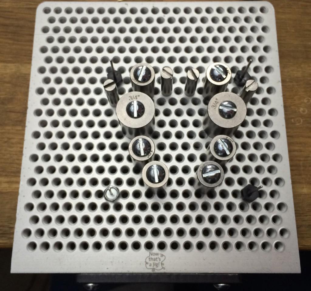Drilling Holes Metal 3