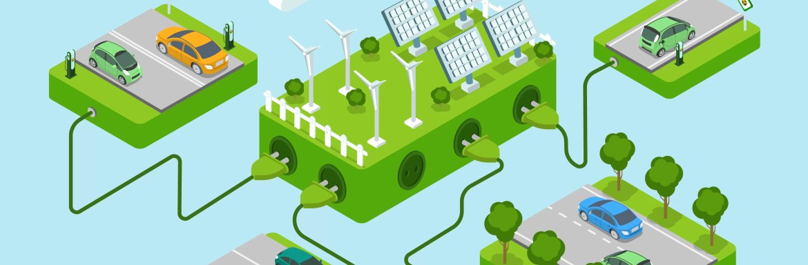 Blockchain for Electric Vehicle Manufacturers