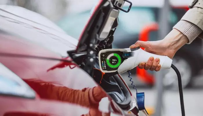 Electric-Vehicle-Charging StationSoftware