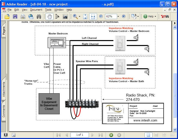 Amx Wiring Diagram Intesh Projects Photo Gallery