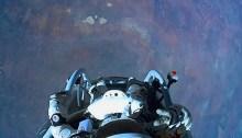Descubre desde otra perspectiva el salto estratosférico de Felix Baumgartner