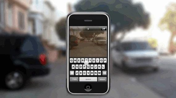 La nueva patente de Apple evitará que nos choquemos mientras usamos nuestro iPhone
