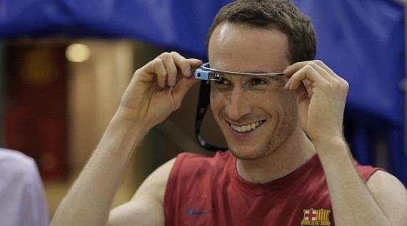 Las Google Glass serán protagonistas esta noche en la Euroliga