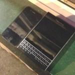 La BlackBerry Passport con diseño cuadrado se deja ver de nuevo