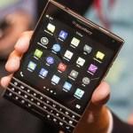 BlackBerry trata de explicar el extraño diseño de la nueva BlackBerry Passport