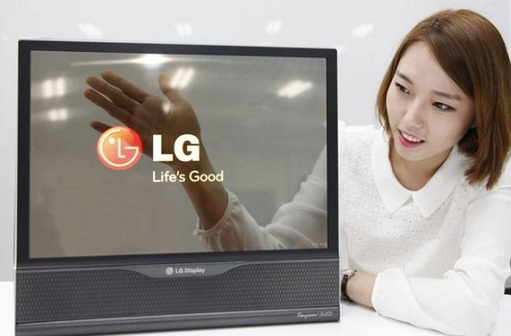 Panel OLED LG