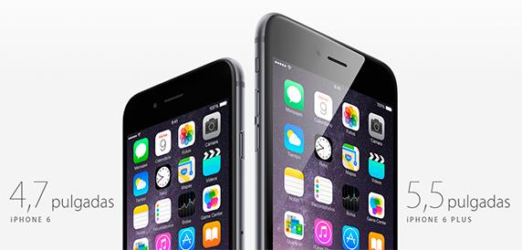 El iPhone 6 Plus es el preferido por los españoles