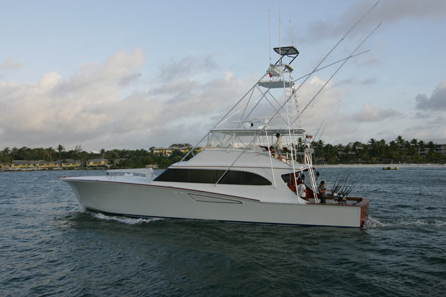 InTheBite Custom Boat Shootout Bahamas Fishing Abaco
