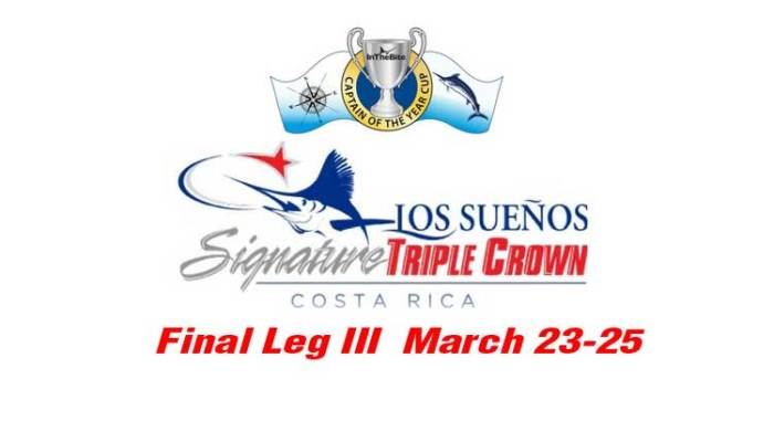 Sea Angel Wins Costa Rica Los Suenos Leg III