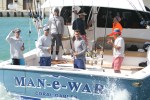 Man e War Three-peats Viking Key West Challenge