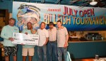 Sodium Wins Virgin Islands July Open Billfish Tournament